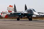 Russian military aircraft at Latakia, Syria (7).jpg