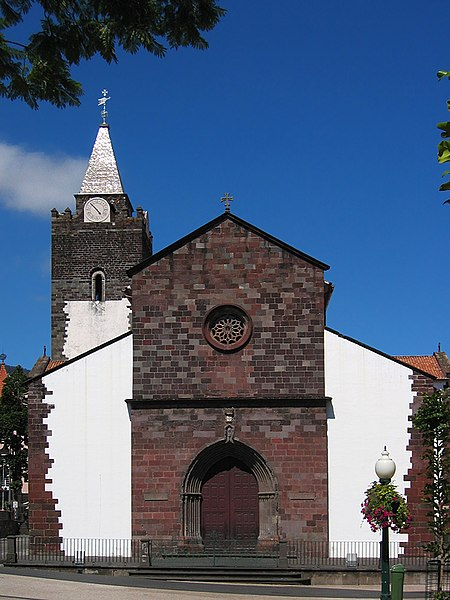 Image:Sé church Funchal.jpg