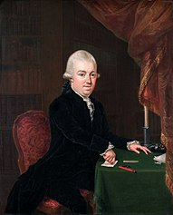 Portrait of Jan Bernd Bicker (1746-1812)