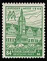SBZ West-Sachsen 1946 165 Leipzig, Altes Rathaus.jpg