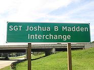 SGT Joshua B. Madden Interchange, Minden, LA IMG 5642