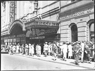 Regent Theatre (Sydney) former cinema and entertainment venue in Sydney, Australia