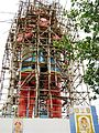 SRI VISWAROOPA ANJANEYA SWAMI TEMPLE ( 77 Feet Anjaneyar Temple ), Ariyanoor, Salem - panoramio (12).jpg