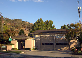 San Ramon Valley Fire Protection District - Station 33