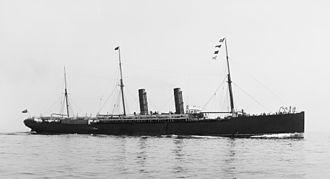 SS Servia - Image: SS Servia