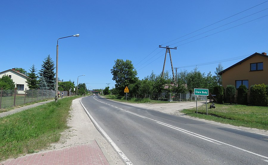 Stare Budy, Grodzisk Mazowiecki County