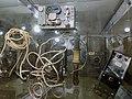 STAY BEHIND Misc CIA MI6 communication intelligence equipment headphones etc Etterlatt spionutstyr fra kurs på Torås Fort Færder militærhistoriske museum Military History Tjøme Norway 2021-08-29 IMG 9066.jpg