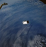 STS-51-G Spartan 1