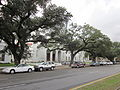 S Anthony Padua Church NOLA from Canal Olympia.JPG