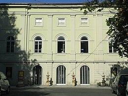 Stazione di San Giuliano Terme - Wikipedia