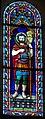 Sacé (53) Église Saint-Hippolyte Vitrail 01.JPG