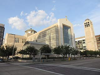 Co-Cathedral of the Sacred Heart (Houston) Church in Texas, United States