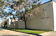Sacred Heart School in Galveston