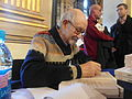Sadek Hadjeres (21e Maghreb des Livres, Paris, 7 et 8 février 2015).jpg