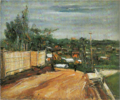 SaekiYūzō-1926-View of Shimo-Ochiai-3.png
