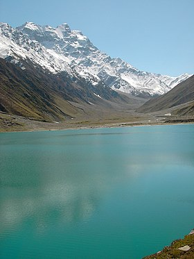 Image illustrative de l'article Lac Saiful Muluk
