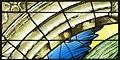 Saint-Chapelle de Vincennes - Baie 2 - Ailes d'un ange (bgw17 0451).jpg