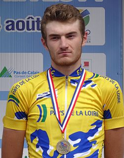 Guillaume Thévenot French bicycle racer