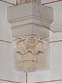 Saint-Sauveur (Dordogne) église cul-de-lampe (2).JPG
