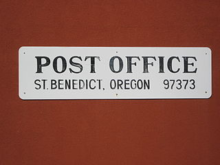 Saint Benedict, Oregon human settlement in Oregon, United States of America