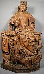 anonymous: Saint Margaret