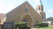 Saint Rest Baptist Church in Minden, LA MVI 2558