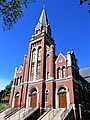 Saints Cyril and Methodius Church - Hartford, Connecticut 03.jpg