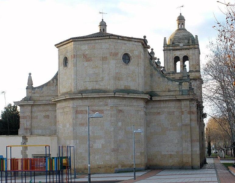 File:Salamanca - Iglesia de la Santisima Trinidad del Arrabal 1.jpg