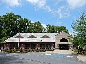Salisbury Township, Lehigh County, Pennsylvania - Salisbury Township Office.