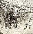 Salzabbau in einem Bergwerk in Kansas, USA.jpg