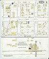Sanborn Fire Insurance Map from Green River, Sweetwater County, Wyoming. LOC sanborn09761 004-5.jpg