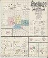 Sanborn Fire Insurance Map from Hastings, Adams County, Nebraska. LOC sanborn05196 002-1.jpg