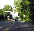 Sandy Spring - MD108 approaching BrookeRd-MeetinghouseRd.jpg