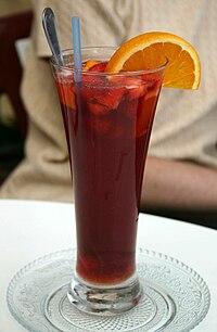 Sangria in a tall skinny glass in Malaga.jpg