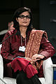 Sania Nishtar at the World Economic Forum on India 2012.jpg