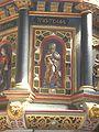 Sankt Peters Klosters kyrka, predikstol Marcus.jpg