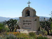 Mission santa in 233 s wikipedia the free encyclopedia