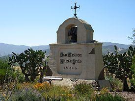 Mission Santa Inés - Wikipedia