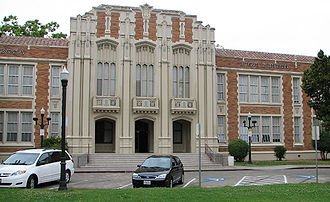 Santa Rosa, California - Santa Rosa High School, the first high school in Santa Rosa and one of the oldest high schools in California