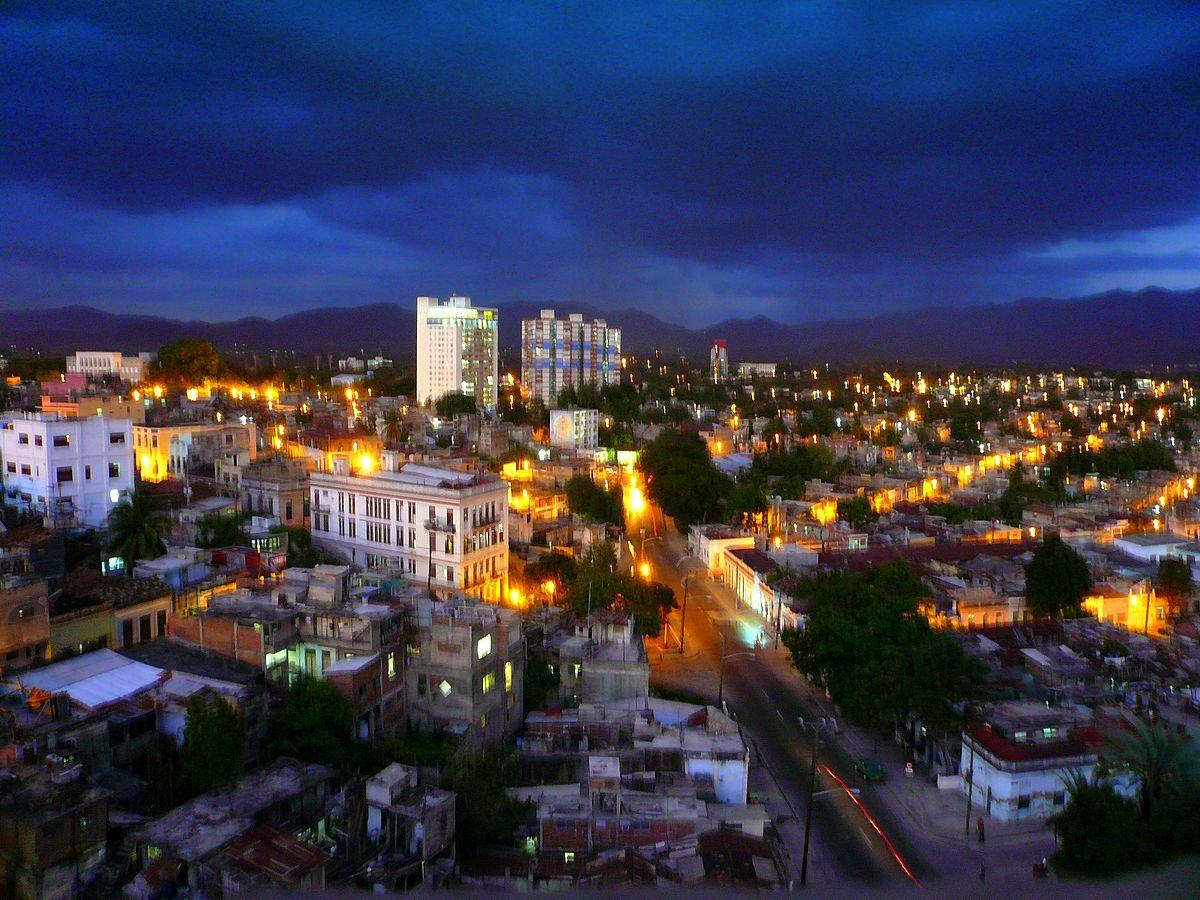 Santiago de cuba wikipedia la enciclopedia libre for Concierto hoy en santiago
