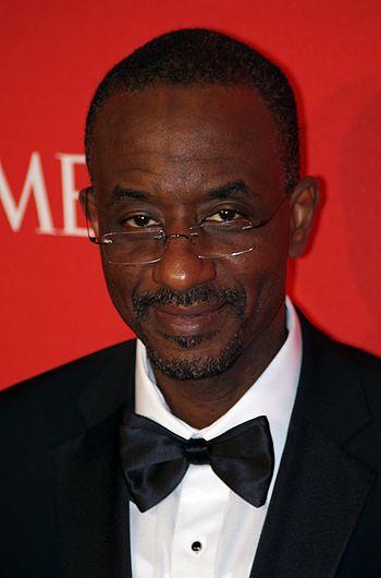 English: Sanusi Lamido Sanusi at the 2011 Time...