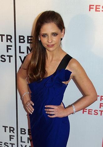 Sarah Michelle Gellar - Gellar at the 2007 Tribeca Film Festival