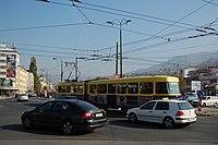 Sarajevo Tram-228 Line-3 2011-10-31.jpg