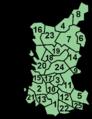 Satakunta kunnat 2007.png