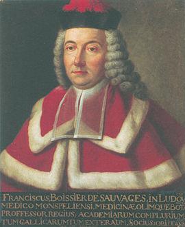 François Boissier de la Croix de Sauvages