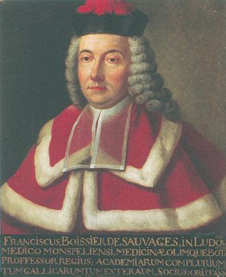François Boissier de Sauvages de Lacroix - François Boissier de Sauvages de Lacroix