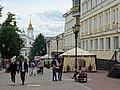 Scene along Suvarova Street - Vitebsk - Belarus (27632120166).jpg