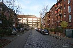 Scheteligsweg in Hamburg