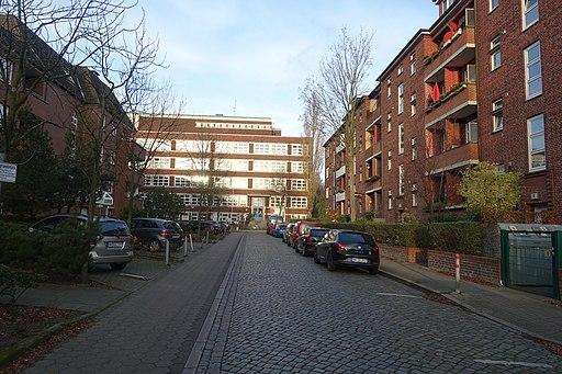 Scheteligsweg in Hamburg-Horn