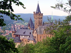 House of Stolberg - Wernigerode Castle